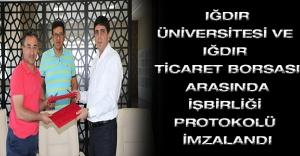 bIğdır Üniversitesi ve Iğdır Ticaret.../b