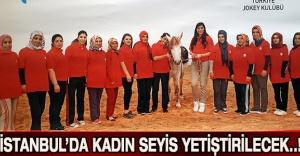 İstanbul'da kadın seyis yetiştirilecek..!
