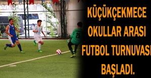 bKüçükçekmece Okullar Arası Futbol.../b
