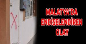 Malatya'da endişelendiren olay