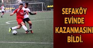 bSEFAKÖY EVİNDE KAZANMASINI BİLDİ./b
