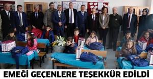 bREKOR SÜREDE OKUL TAMAMLANDI/b