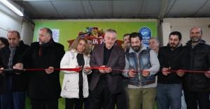 Eyüp'te Organik Pazar açıldı