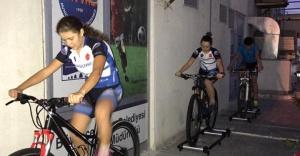 Büyükçekmece Bisiklet takımı hazır
