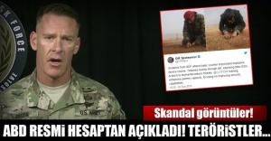 Teröristlere eğitimi resmi hesaptan açıkladılar!