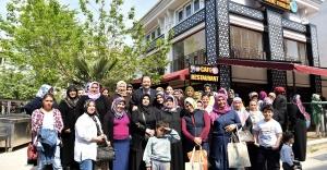 Başkan Kılıç'tan kadınlara okuma-yazma kursu müjdesi