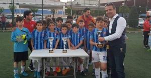 """İkitellispor'dan """"23 Nisan Minikler Futbol Turnuvası"""""""
