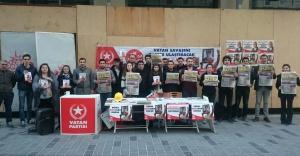 """ÖNCÜ GENÇLİK İLAN ETTİ: """"VATAN PARTİSİ HAZIR!"""""""