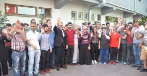 Polat: Tekstilcilerin Sorunlarını Çözeceğiz