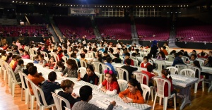 Mangala Turnuvasında Dereceye Girenler Ödüllendirildi