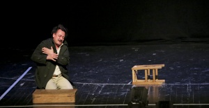 Nazım Hikmet'in 'Piraye'si Maltepe'de Sahnelendi