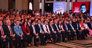 Başkan Gökhan Yüksel, Chp'nin Kampanya Koordinasyon Toplantısı'na Katıldı
