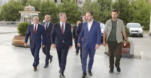 Bakan Kasapoğlu Sultangazi'de