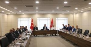 İBB Koordinasyon Toplantısı İmamoğlu başkanlığında yapıldı