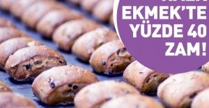 Halk Ekmek ürünlerine yüzde 40 zam! Yeni fiyatlar...
