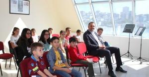 Sanat Akademisi Müzik Bölümüne Katılım İçin Ara Sınav Yapıldı