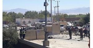 Son dakika: Afganistan Cumhurbaşkanı Eşref Gani'nin seçim mitingine bombalı saldırı.