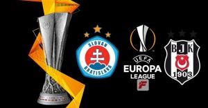 SON DAKİKA! Beşiktaş'ın Bratislava kadrosu açıklandı