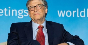 Ünlü milyarder Bill Gates 44 dolara Casio marka saat aldı .