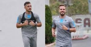 Majid Hosseini ve Filip Novak Gaziantep FK maçında oynayabilecek mi?