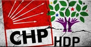 Türkiye YPG'yi vurdukça HDP rahatsız oldu! Meclis'te gergin anlar!