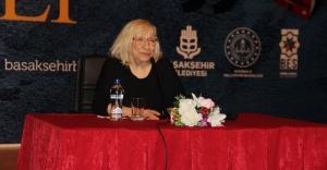 Yazar Alev Alatlı İstanbul'u Okuyorum Projesi Kapsamında Başakşehirlilerle Buluştu
