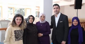 Başkan Gökhan Yüksel, Okul Aile Birliği Başkanlarıyla Bir Araya Geldi