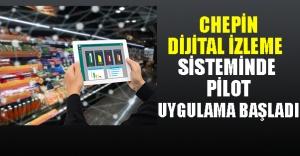 CHEPin dijital izleme sisteminde...
