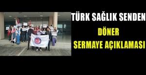 Türk Sağlık-Sen'den 'Döner Sermaye' açıklaması