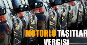 Motorlu Taşıtlar Vergisi 1. Taksit Ödemesinde Son Tarih 31 Ocak!