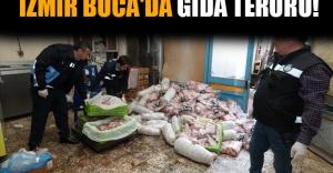 İzmir Buca#039;da Gıda Terörü!