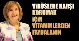 Virüslere Karşı Korumak İçin Vitaminlerden...