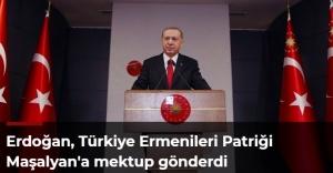 Erdoğan, Türkiye Ermenileri Patriği...