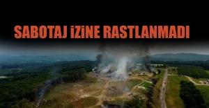 Havai Fişek Fabrikasındaki Patlamada Saldırı Ve Sabotaj İzine Rastlanmadı