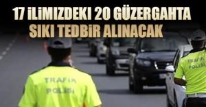 İçişleri Bakanlığı'ndan Kurban Bayramı için trafik denetimi talimatı!