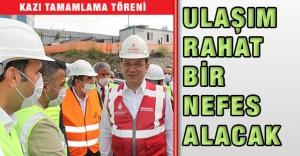 İstanbul'da Ulaşım Rahat Bir Nefes Alacak