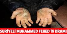 Suriyeli Muhammed Fehed'in Dramı