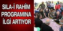 Sıla-i Rahim programına ilgi artıyor