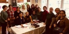 CHP'li kadınlar ilk toplantısını yaptı