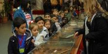 Öğrenciler Çanakkale Savaş Malzemeleri Müzesi'ni Gezdi