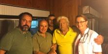 40 Yıllık Dosta Ziyaret