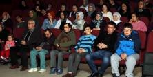 Engelliler Ve Aileleri İlk Defa Sinemaya Gitti