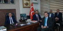 Hasan Tahsin Usta'dan Nezaket Ziyareti