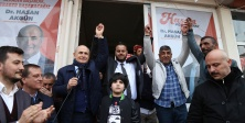 """Akgün: """"İstanbul'un tek Roman meclis üyesi Büyükçekmece'de"""""""