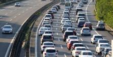 İstanbullu her gün trafikte 70 dakika kaybediyor