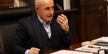 Başkan Akgün: Moralinizi yüksek tutun, birlikte başaracağız