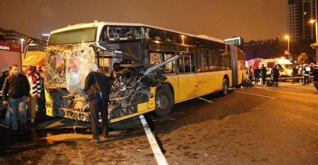 Zeytinburnu'ndaki kazadan kötü haber