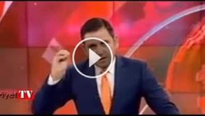 Fatih Portakal'dan Erdoğan'a sert sözler: Benim eşimi üzmeye ne hakkınız var.!