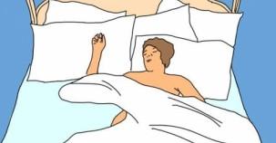 Çıplak Uyumanın Faydalarını Gösteren 10 Çizim..