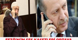 FETULLAH GÜLEN'İN SES KASETLERİ ORTAYA ÇIKTI SON DAKİKA!!!